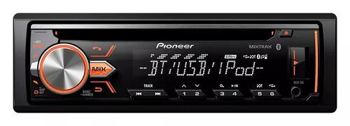 radio pioneer x5 con bluetooth mod 2018 c/control