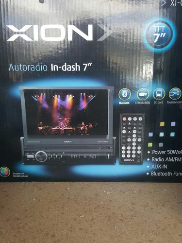 radio xion 7  con bluetooth.