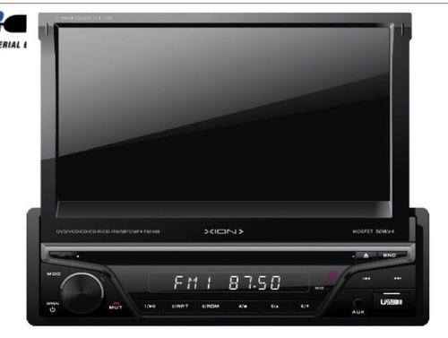 radio xion con pantalla gps y tv digital