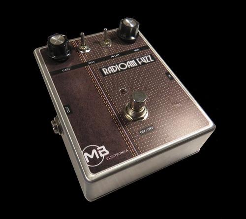 radioam fuzz - fuzz a transistores de germanio tbypass.