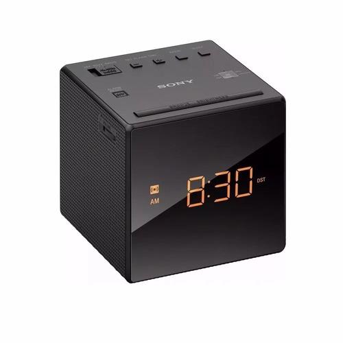 radior reloj sony icfc1 am fm despertador gradual oferta pcm