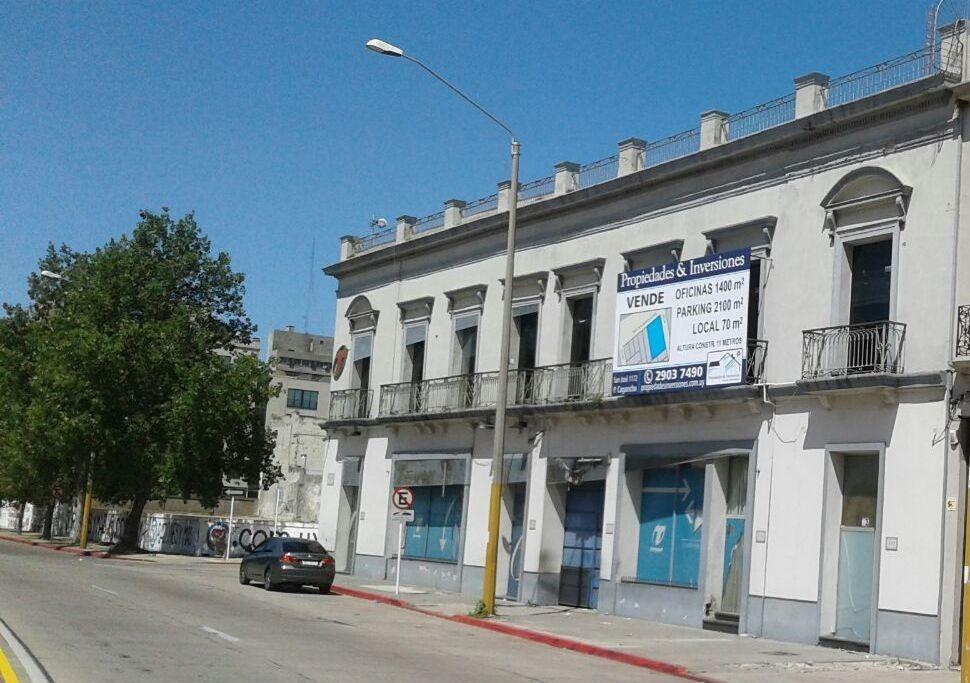 rambla 25 agosto inversor oficinas parking renta o proyecto