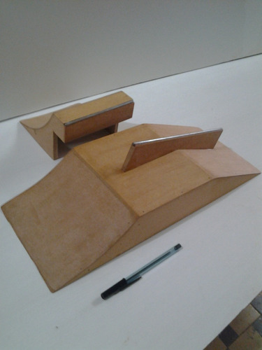 rampa skate dedo wall box
