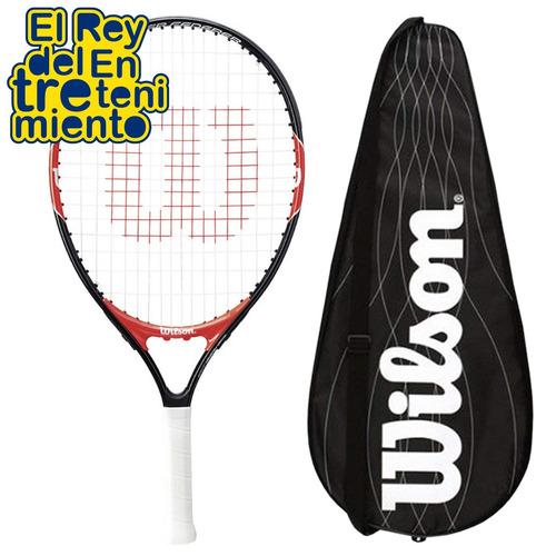 raqueta ténis wilson