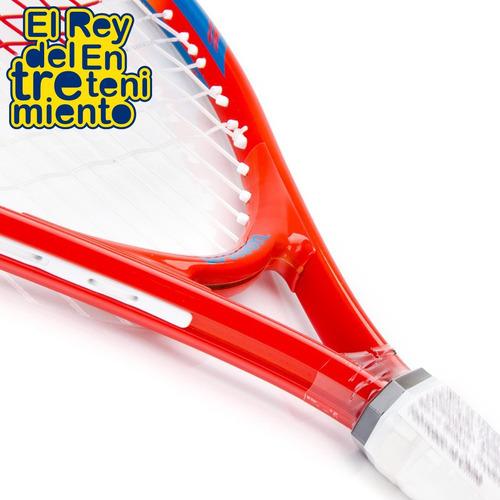 raqueta wilson us open 19 p/ niño profesional tennis el rey