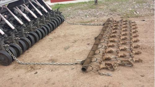 rastra cadena agrional 6 mts arrastre maquinaria agrícola