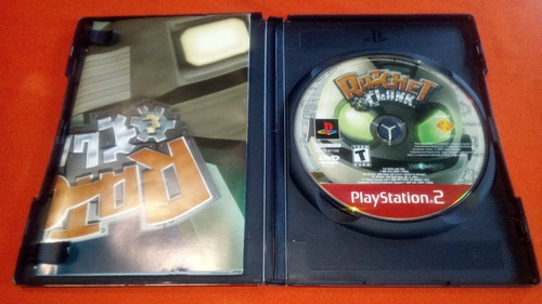 ratchet and clank playstation 2 ps2