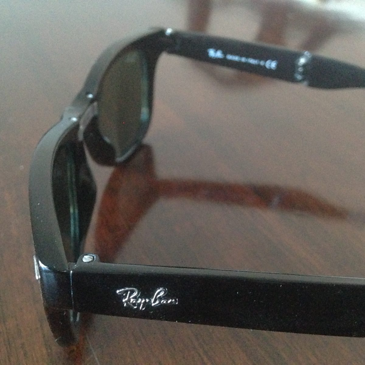 3f4581d3ff7ad ... wholesale ray ban wayfarer folding igual a nuevos originales. cargando  zoom. cd914 18ed0