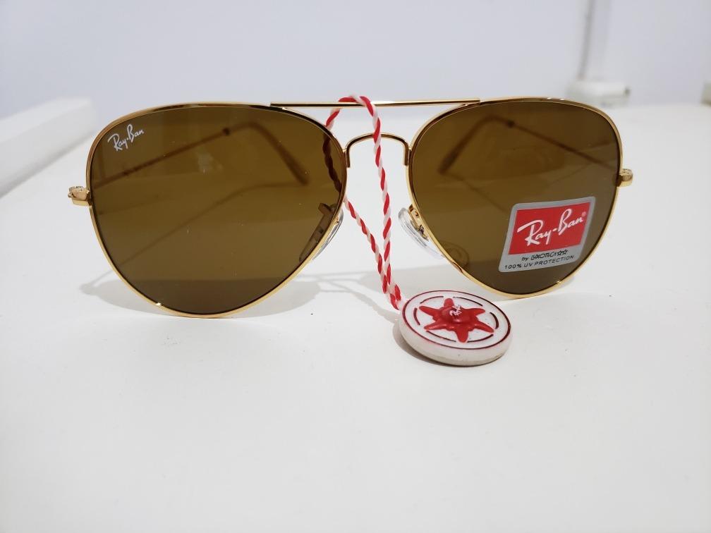 5e9c7ce20e Rayban Aviator 3025 Talle M. Oferta!! - $ 2.250,00 en Mercado Libre