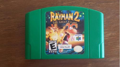 rayman 2 n64