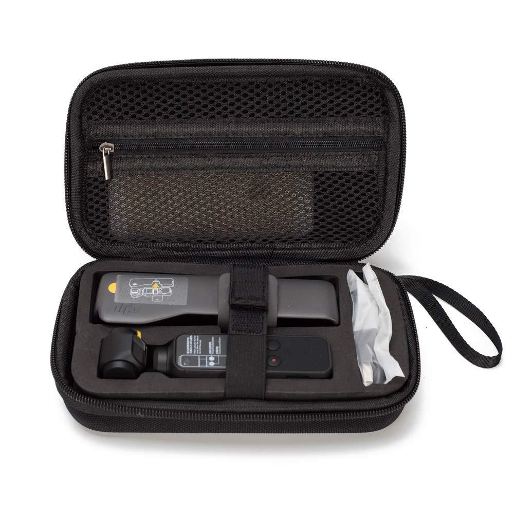 RC GearPro para dji Osmo Pocket C/ámara port/átil de Gimbal Estuche port/átil Bolsa de Almacenamiento port/átil para Accesorios de Bolsillo Osmo