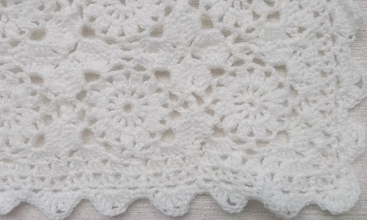 Rebozo De Bebé En Crochet - $ 1.400,00 en Mercado Libre