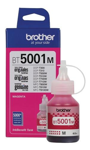 recarga de tintabrother bt-5001m magenta diginet