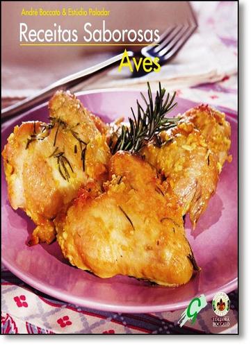 receitas saborosas com aves de andré boccato gaia - global