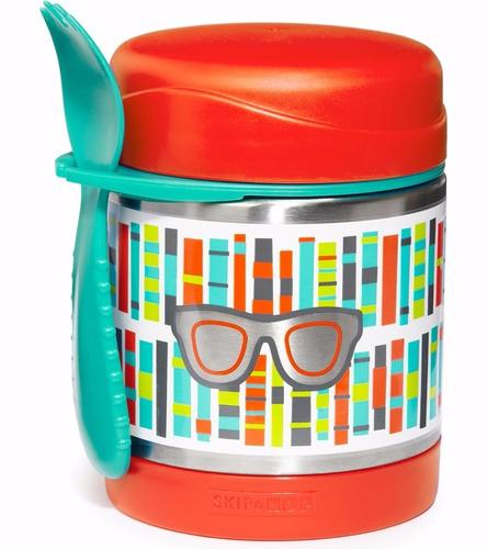 recipiente conservador para alimentos gafas skip hop.