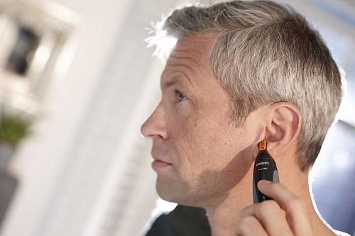 recortador para nariz orejas y cejas philips nt3160/10