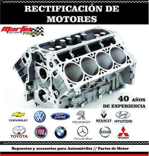 rectificacion de motores nafteros - diesel