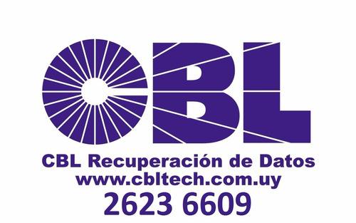 recuperación de datos - recuperar discos, cintas, raid - cbl