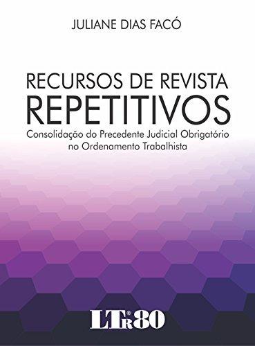 recursos de revista repetitivos consolidação do precedente j