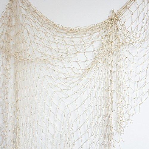 red de pesca de bilipala, decoración de la red de pesca, dec