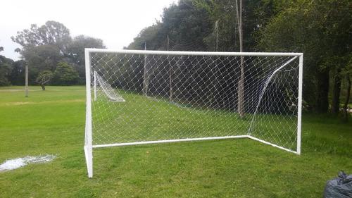 redes arcos fútbol
