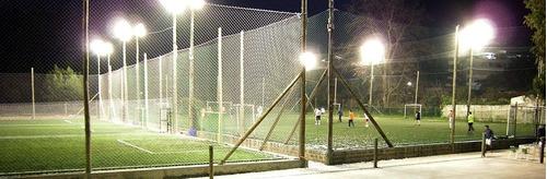 redes deportivas, canchas de fútbol cerramientos contención