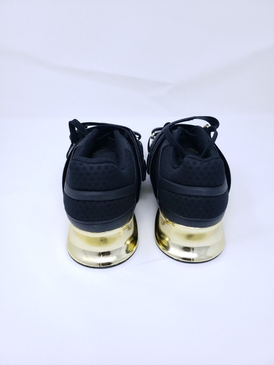 0ad6dfc334c0 reebok legacy lifter black gold ( talle 10 us ). Cargando zoom.