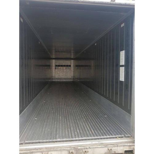 reefers contenedores refrigerados 40 pies camaras frio