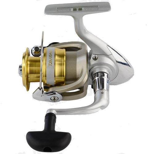 reel daiwa sweepfire 4000 spinning frontal cod. sw4000-2b