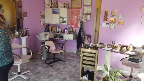 ref k105, venta de peluqueria funcionando
