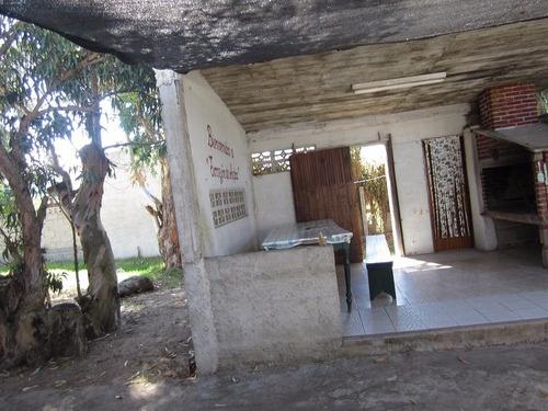 ref.31 alquiler casa 3 dormitorios, pasos de playa santa ana