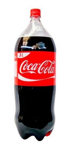 refresco coca cola 3 litros
