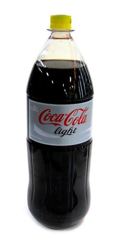 refresco coca cola light 2 litros retornable
