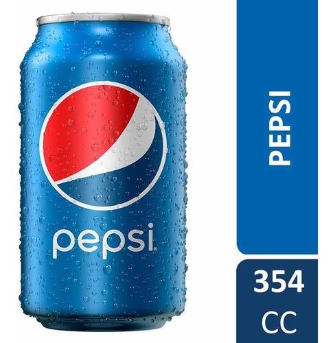 refresco pepsi lata 354 ml