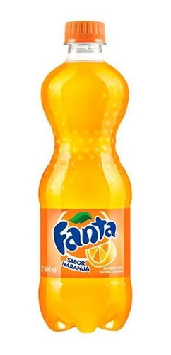 refrescos coca cola - fanta - sprite 600 cc