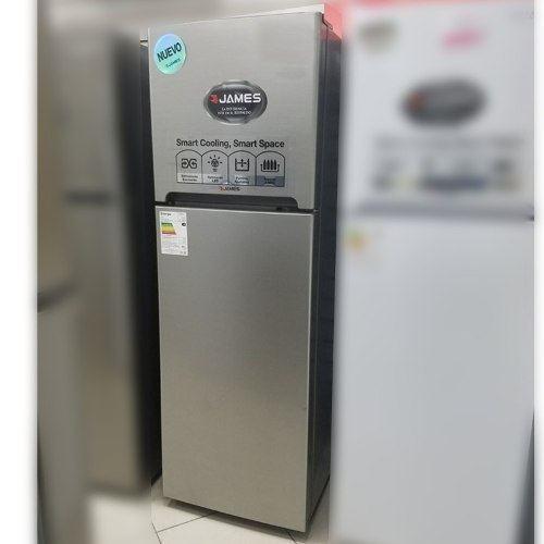 refrigerador frió seco james acero inox j300  - vía confort