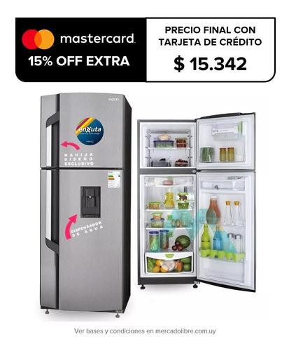 refrigerador heladera frio seco con freezer clase a plan ute