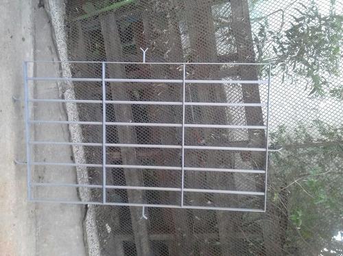 rejas a medidas puerta ventana bancos de hierro