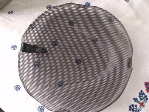 rejilla para parlante pioneer de 15.5 cm de diámetro.