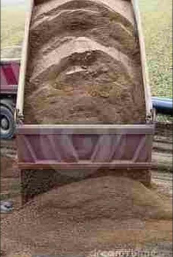 relleno balastro sucio arena pedregullo tosca con envio