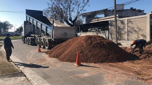 rellenos limpieza de terrenos retiro de escombros