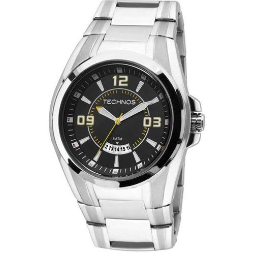 relógio technos original masculino 2115ksx/1y