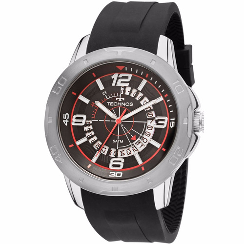 relógio technos performance original masculino 2315ach/8p