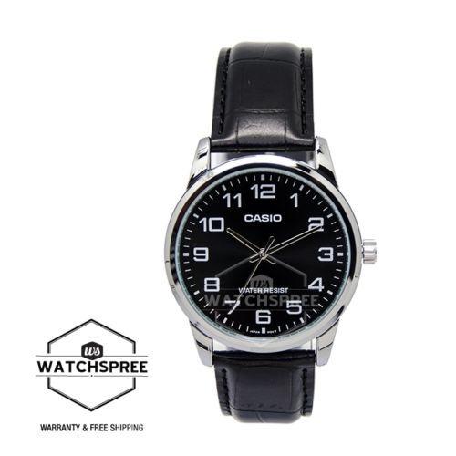 1b V001l Reloj Casio Analógico Homb Estándar Mtp Mtpv001l GqUpSzVM