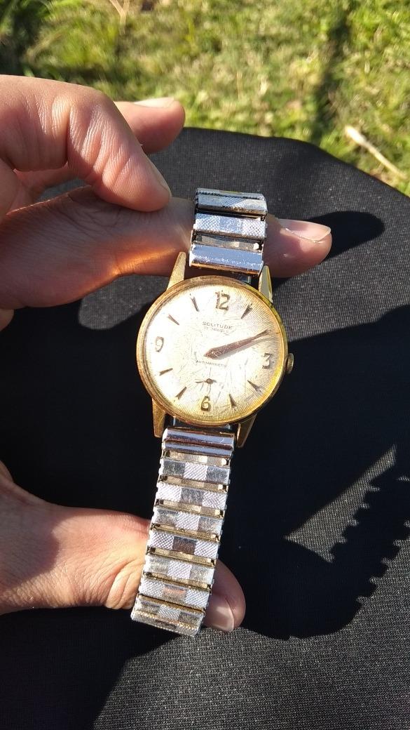e0118568085f Reloj Antiguo Automatico