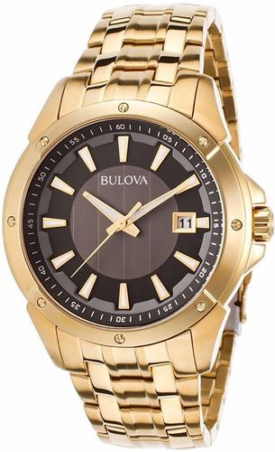 reloj bulova 97b140 hombre distribuidor oficial envio