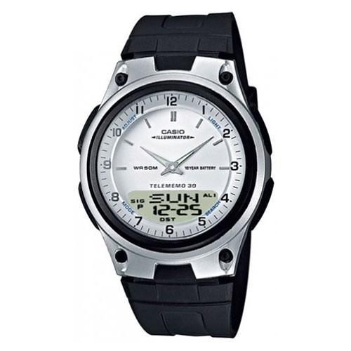 0e0fea2b15f8 Reloj Casio Analogico-digital Para Hombre Aw-807a2 -   2.815