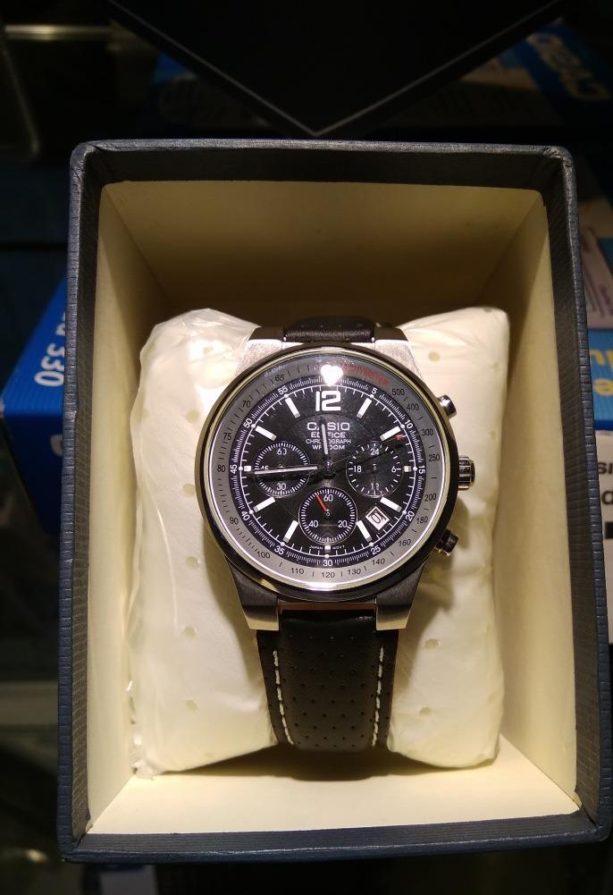 aba3749fa49c reloj casio edifice ef 500 original no ebay. Cargando zoom.