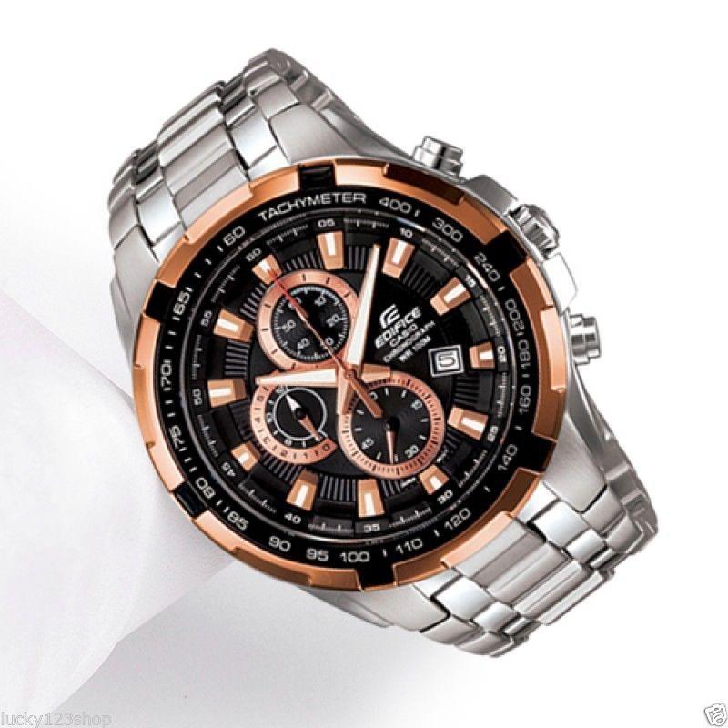9d7cbf324c15 Reloj Casio Edifice Ef-539 Original Nuevo! - U S 205