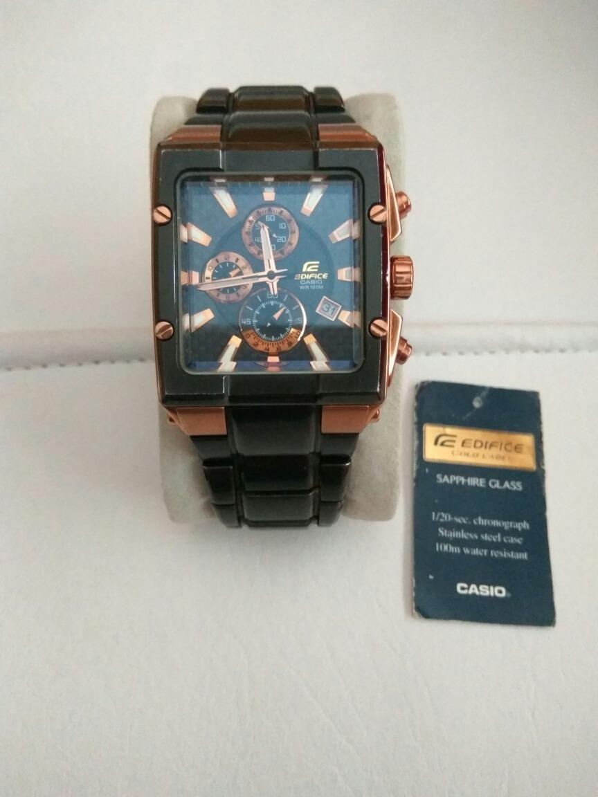 cb36746b28d2 reloj casio edifice gold label edition. Cargando zoom.
